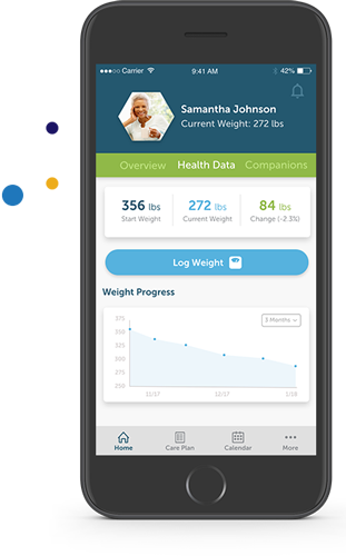 improved outcomes, patient app